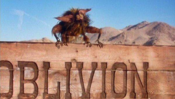 Oblivion: Alien Desperados 1994