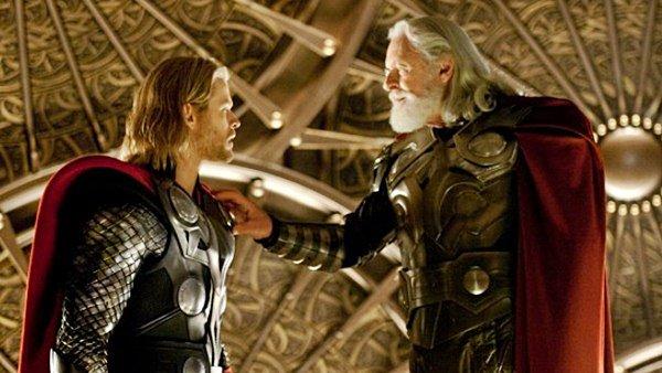 Thor und Odin