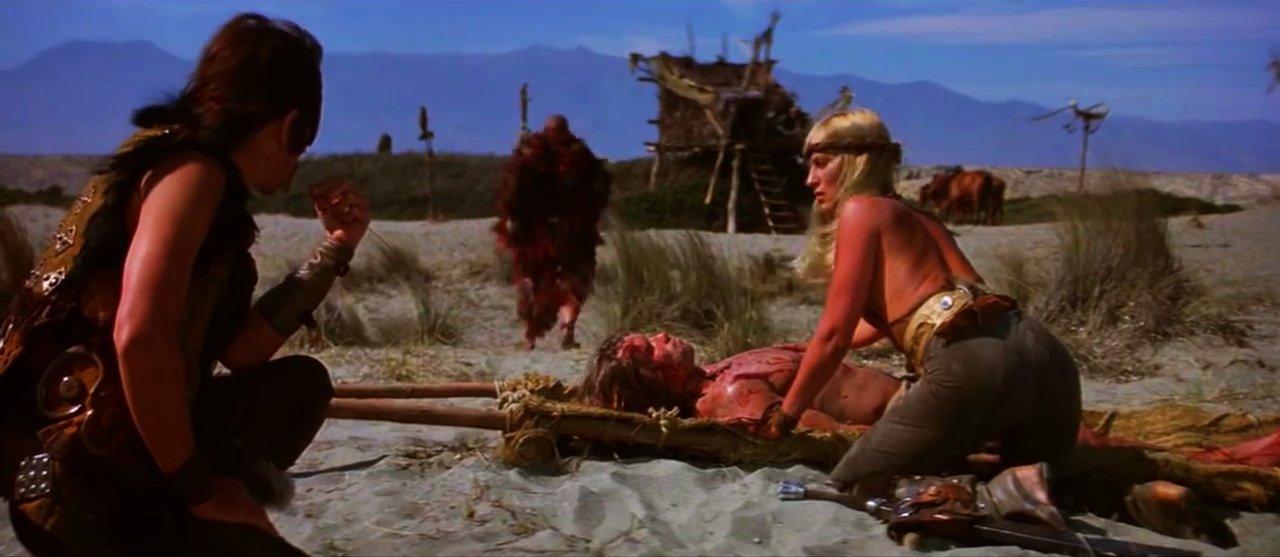 Verletzt: Conan, der Barbar