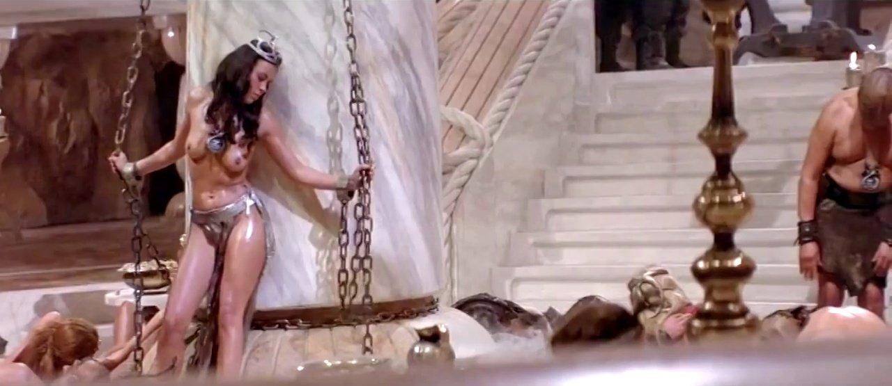 Conan, der Barbar: in vielen Details üppig ausgestattet