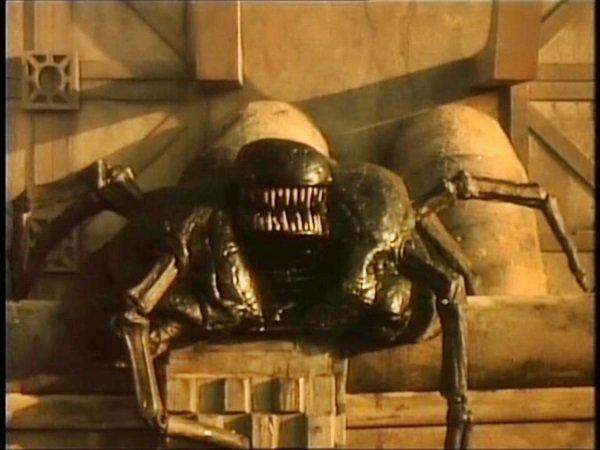 Cinemachine: Forbidden World aka Mutant (1982, Allan Holzman)