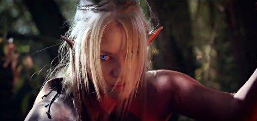 Schattenkrieger: Elfin Nemyt (Danielle Chuchran) lässt es krachen