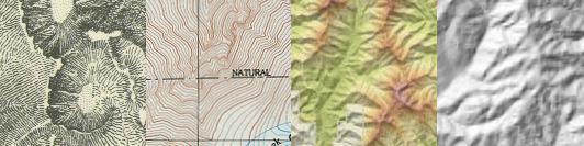 (images from http://www.siskiyous.edu/shasta/map/map/)