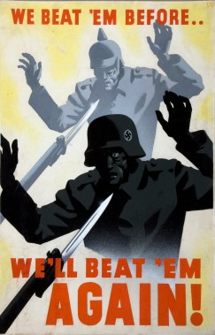 INF3-140_War_Effort_We_beat_'em_before._we'll_beat_'em_again.jpg