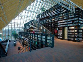 Netherlands Book Mountain