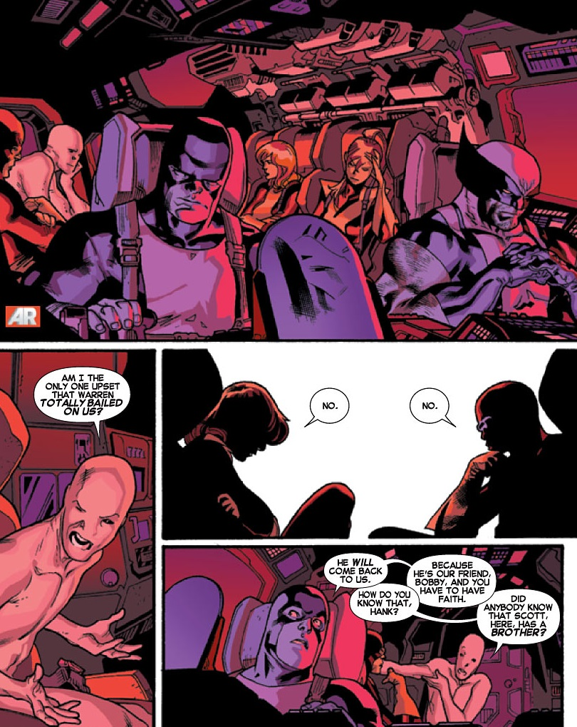 all new x men 13 preview 2