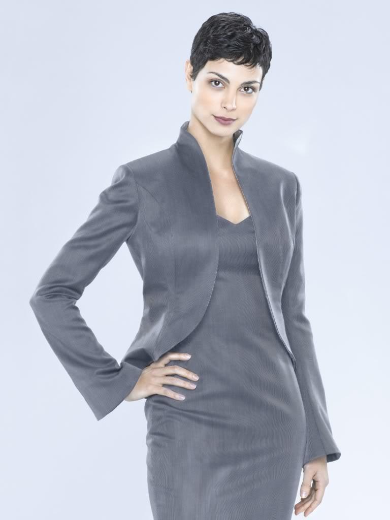 Morena Baccarin as Anna in V