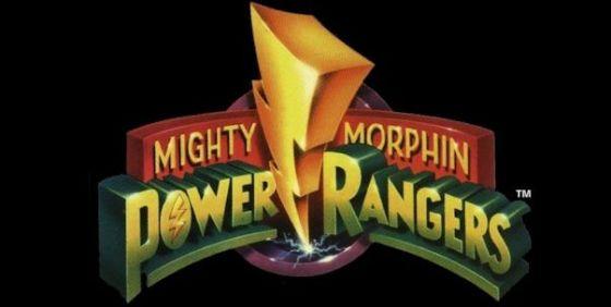 Power Rangers logo wide