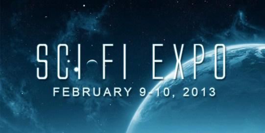 sci fi expo convention