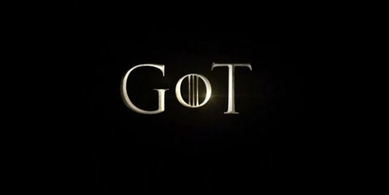 Game of Thrones s3 logo wide