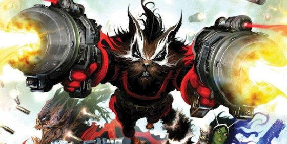 Guardians of the Galaxy issue 7 wide
