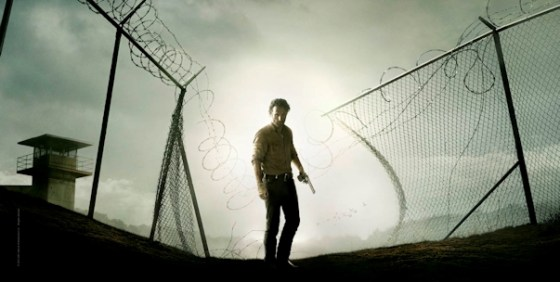 The Walking Dead s4 poster wide