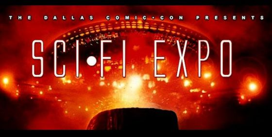 Sci-Fi Expo 2014 cover pic wide