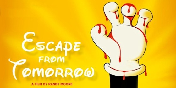 Escape From Tomorrow logo wide