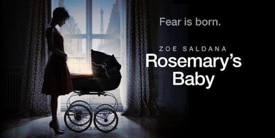 Rosemary's Baby logo wide