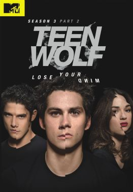 Teen Wolf S3B DVD cover