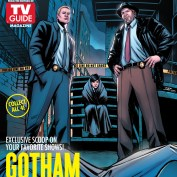 SDCC 2014 TVG -Cover-D2-Gotham