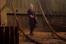 Picture shows: The Doctor (Peter Capaldi)
