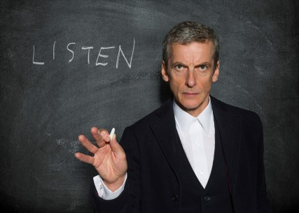 Doctor Who 804 gallery doctor listen