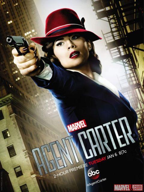 Marvel's Agent Carter poster