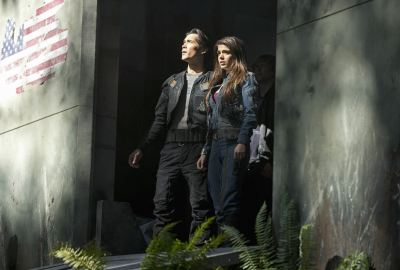 Bellamy Octavia The 100