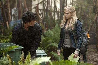 Clarke Bellamy The 100
