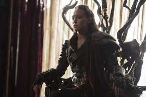 "The 100 -- ""Ye Who Enter Here"" -- Image HU303b_0186 -- Pictured: Alycia Debnam-Carey as Lexa -- Credit: Cate Cameron/The CW -- © 2016 The CW Network, LLC. All Rights Reserve"