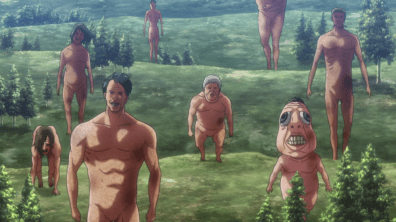 Attack on Titan (25)