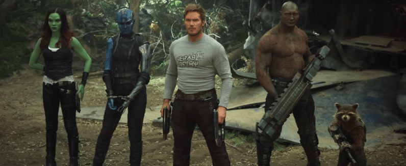 Guardians of the galaxy (13)