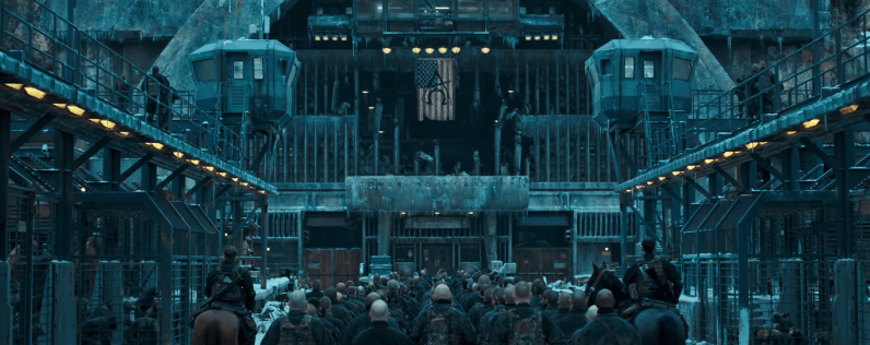 War of the Planet of the Apes (500)