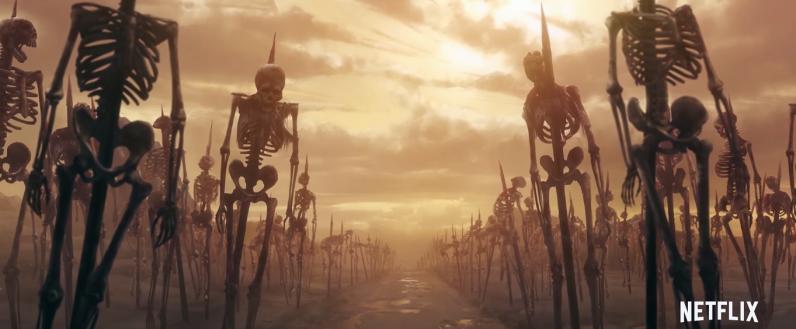 Netflix Castlevania Teaser (6)