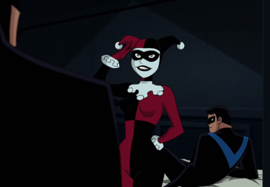The odd duo team up again in the first Batman and Harley Quinn trailer!