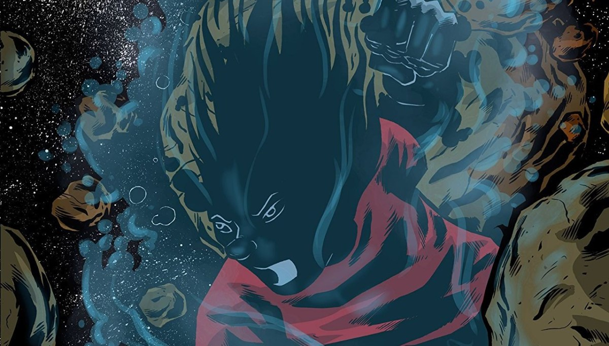 Sorry, Lion Forge - Metaphase, the first comic starring a superhero with Down Syndrome. [Updated]