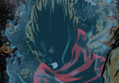 Sorry, Lion Forge – Metaphase, the first comic starring a superhero with Down Syndrome.