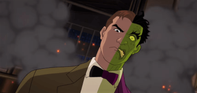 Batman vs Two-Face trailer (2)