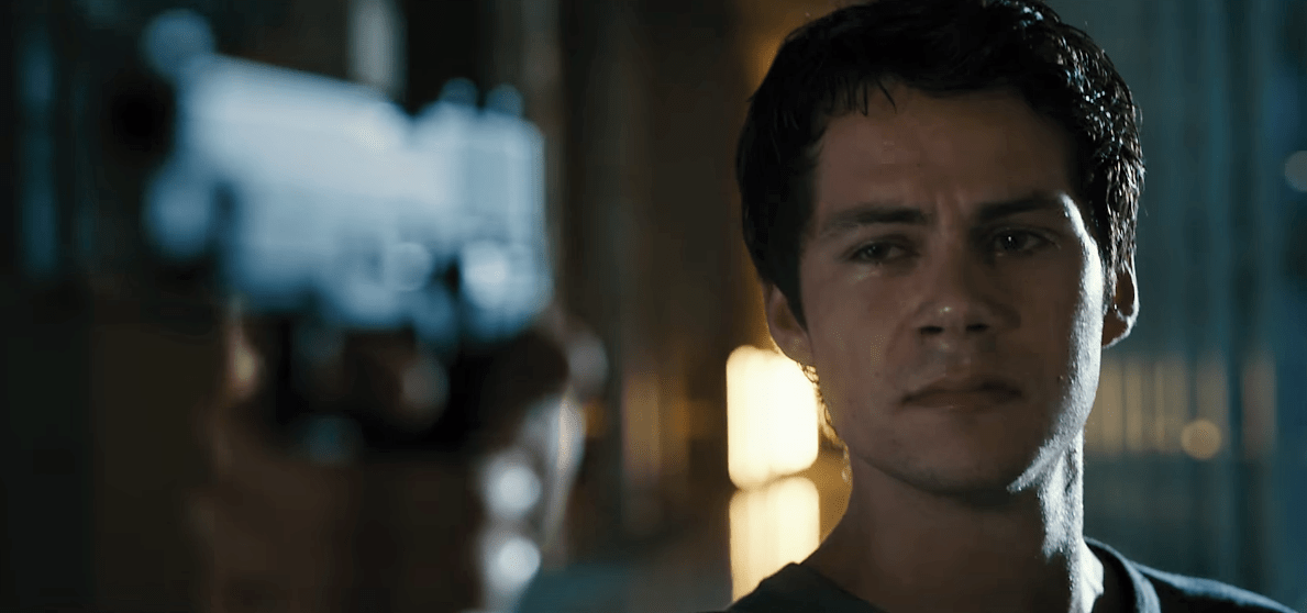 The Maze Runner: The Death Cure trailer has finally arrived...and it's a little intense.