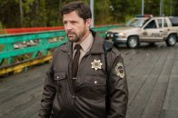 """GHOST WARS -- """"Death's Door"""" Episode 101 -- Pictured: Tim Guinee as Sheriff Sam Perkins -- (Photo by: Dan Power/Nomadic Pictures Corp./Syfy)"""
