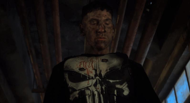 Netflix The Punisher Official Trailer (1)