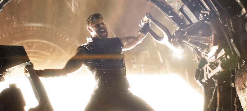 Avenger Infinity War trailer (6)