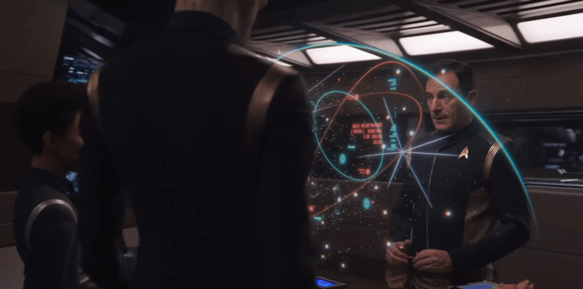"The Episode 10 trailer for Star Trek: Discovery asks ""Where the hell are we?"""