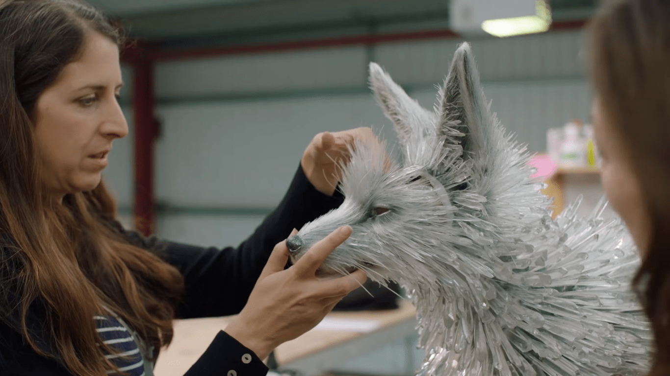 See The Creation Of The Vulptex In This Star Wars The Last Jedi Featurette Scifi Monkeys