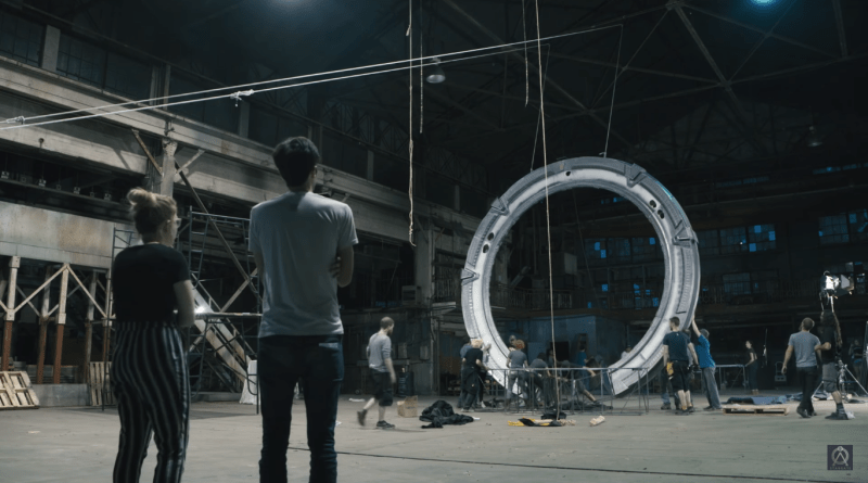 Filming has wrapped on Stargate Origins, so they shared a behind-the-scenes video.