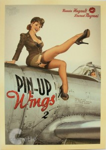 WW2 pin up girl