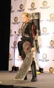Cosplay: Best Female Hero Edgo of Tomorrow
