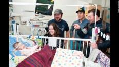 Chris Evans_Seattle Childrens Hospital_2