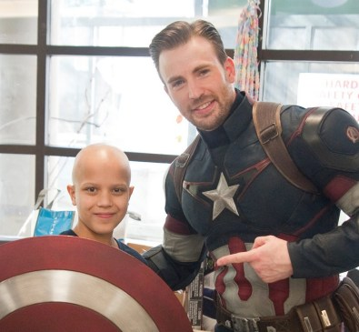 Chris Evans_Seattle Childrens Hospital_4