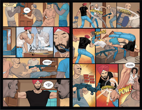 Super Sikh Issue 3