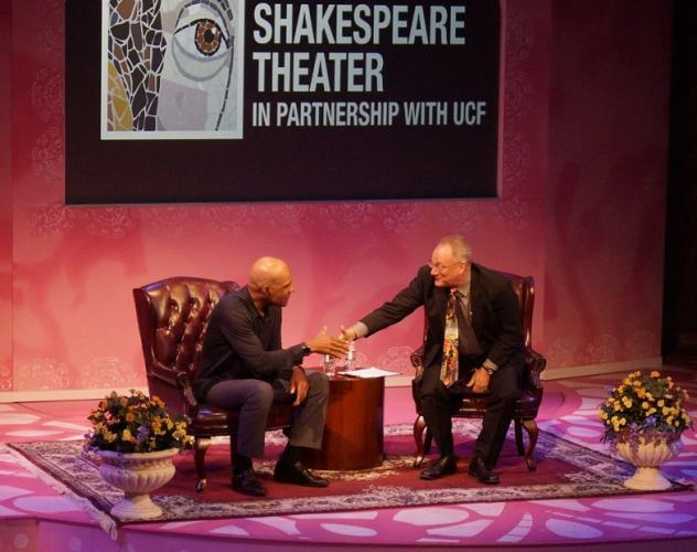 Michael Dorn Shakespeare Theater Orlando