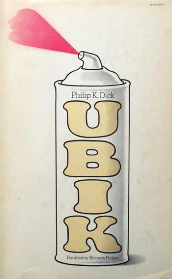 Ubik forside