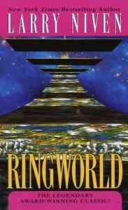 Ringworld forside cover